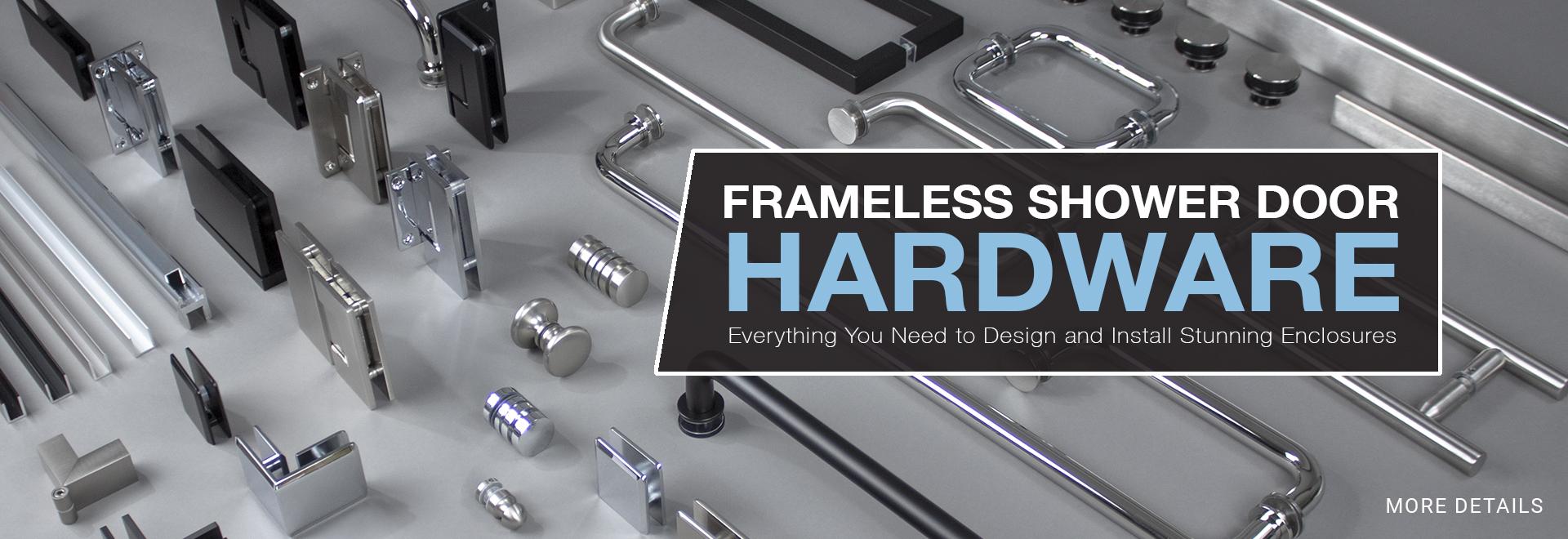 Frameless Hardware Company Home Page
